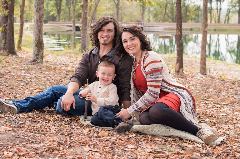 Fall family session, Mineola nature preserve, east texas family photographer