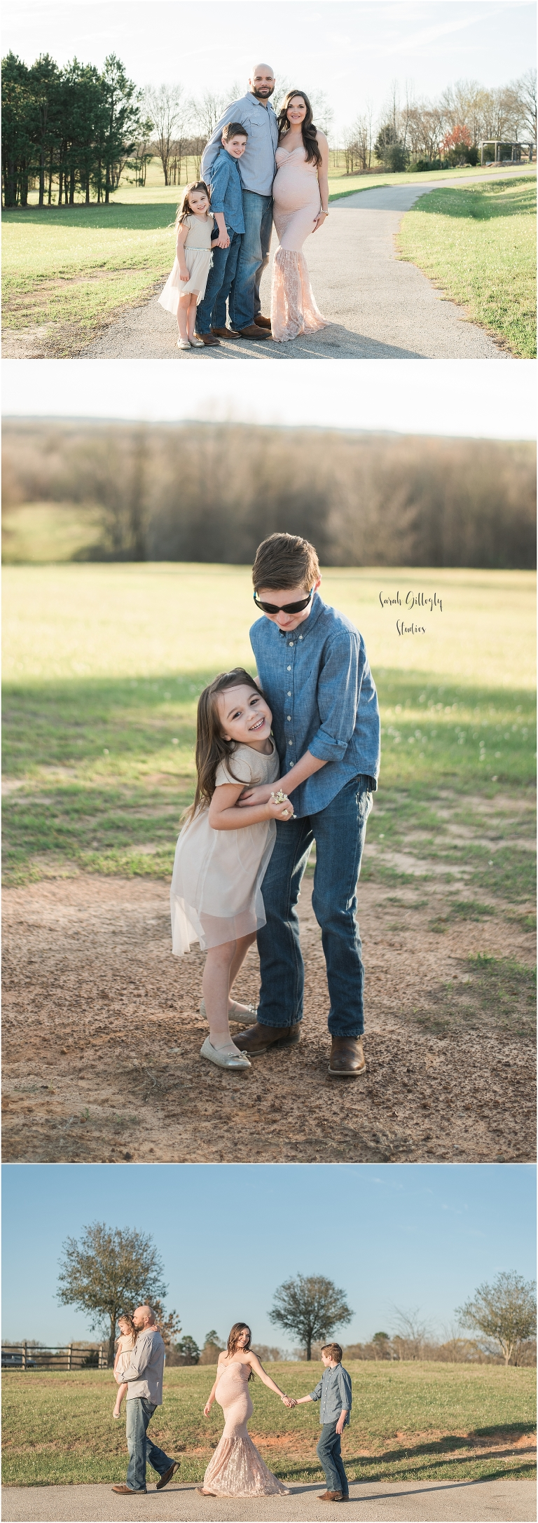Tyler Texas Photographer - Rainbow Baby Family Maternity Session - Sarah Gillogly Studios_0001